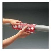 Pipe Mrkr, Sprinkler Fire, 1-1/2to2-1cm