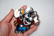 Brand:e & b new Western Super Mario Belt Buckle 3d-014