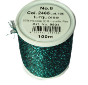 Maderia Sewing Machine Thread Turquoise