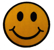 Smiley Smile Smilies Happy Face Iron on Patch D2
