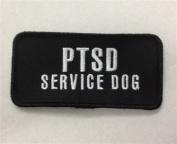 PTSD Service Dog Patch 2x4