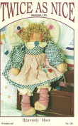 Heavenly Host 48cm Angel Doll Craft Sewing Pattern By Twice As Nice Designs #185