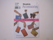 Simplicity Accessories Pattern #5184 - the Wristlet