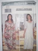 Butterick Pattern 3241 Jessica Howard Misses'/Misses' Petite Dress & Slip Sizes 12-14-16