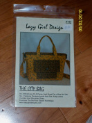 The City Bag Pattern by Lazy Girl Designs