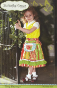 Tiny Dancer Skirt Sewing Pattern - Child Size 1-12 yrs