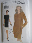 Vogue Pattern 9036 Misses' Dress Sizes 12-14-16
