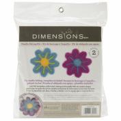 Dimensions Needlecrafts Try Needle Felting Flower Kit
