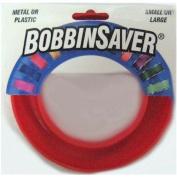 Bobbin Saver Organiser for Metal or Plastic Jumbo 2.7cm Bobbins -Red