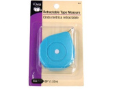 Dritz Retractable Tape Measure, Mint 150cm