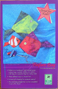 Finfare Bags Sewing Pattern, Fish Shaped Bags in 3 Sizes A1019 by Bee Creative Studio
