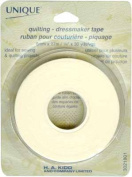 Dressmaker Quilters Alteration Tape, 0.6cm X 30 Yds, No Iron