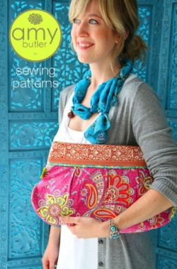 Amy Butler Charm Clutch Pattern