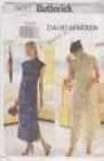 Butterick Dress, Slip & Pants Sewing Pattern #6057 by David Warren Sizes