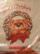 Berry Christmas Wishes - Full Colour Iron-On Design by Glenda #80428