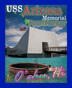 Best Ultimate Iron On USS Arizona Memorial Travel Collectable Souvenir Patch - National Parks & Monuments Souvenir Postcard Type Quality Photos Graphics - USS Arizona Memorial Travel