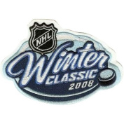 2008 NHL Winter Classic Jersey Patch Penguins vs Sabres