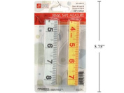 Vinyl Sewing Measuring Tape, 2 Pc - 150cm