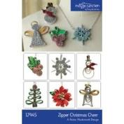 Indygo Junction-Zipper Christmas Cheer