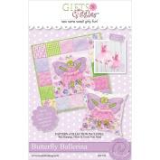 Sweet Chic Design Patterns-Butterfly Ballerina