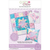 Sweet Chic Design Patterns Fairy Treasures