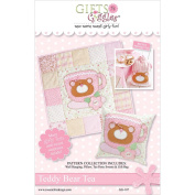 Sweet Chic Design Patterns-Teddy Bear Tea