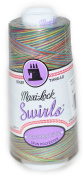 Maxi Lock Swirls Rainbow Swirl Serger Thread 53-M67