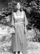 Plains Indian Cloth Dress Pattern