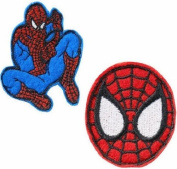 Gutzy Gear Gutzies Spiderman 2 Pk Patches Series 1 #1 & 2