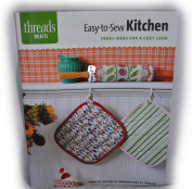 Easy-to-Sew Kitchen Fresh Ideas for a Cosy Look Sewing Book