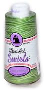 Maxi Lock Swirls Kiwi Twist Serger Thread 53-M59