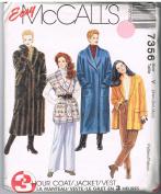 McCalls 7356 Coats and Jacket