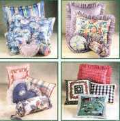 Simplicity Design Your Own Easy Pillows Pattern