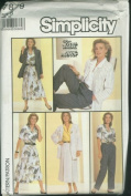 Simplicity Sewing Pattern #7879