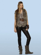 Burda 7464- Pattern Ladies Vest 3 Styles Sizes 6 to 18