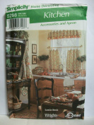 Kitchen Accessories and Apron Sewing Patterns : Simplicity Pattern #5298