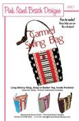 Pink Sand Beach Designs - Carmel Swing Bag
