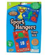 Foam Sport Hanger Kit