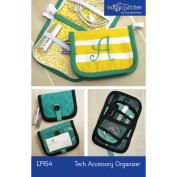 Indygo Junction Tech Accessory Organiser Sewing Pattern IJ-954