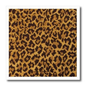 Lee Hiller Designs RAB Rockabilly - Leopard Print Gold and Brown - Iron on Heat Transfers