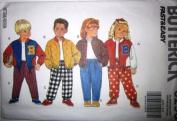 Butterick 6296 Baseball Jacket Pants Sewing Pattern -- All Sizes