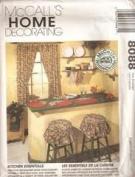 McCall's Sewing Crafts Pattern 8088 Kitchen Essentials