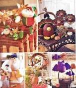 McCalls Crafts Pattern 2158 Seasonal Decorations