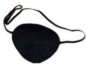 Eye Patch Deluxe Cloth Pirate - Case Pack 4 SKU-PAS549286