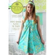 Amy Butler Patterns Mini Dress Tunic And Tops AB-039MD