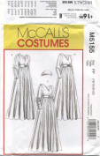 McCall's Costumes Pattern M5155 Size FF
