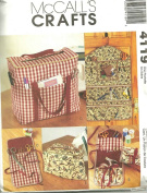 Sewing Essentials McCall's Crafts Sewing Pattern 4119