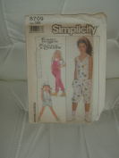 Simplicity Sewing Pattern #8709 : Girls' Loose-Fitting Jumpsuit