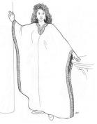 Alesandre's Abayeh Pattern