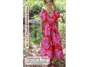 Serendipity Studio Patterns Diane Kimono Dress